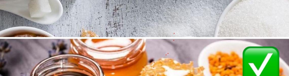 Користь від вживання меду
